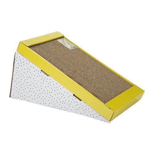 Beeztees Rampino - Planche à gratter en carton