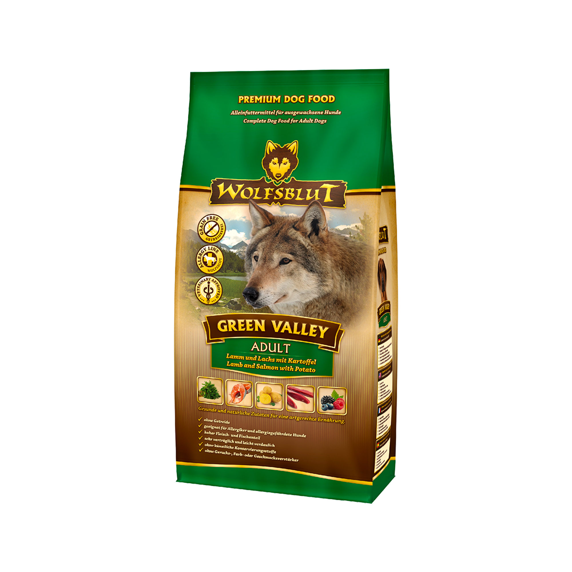 Wolfsblut Green Valley Adult Hundefutter