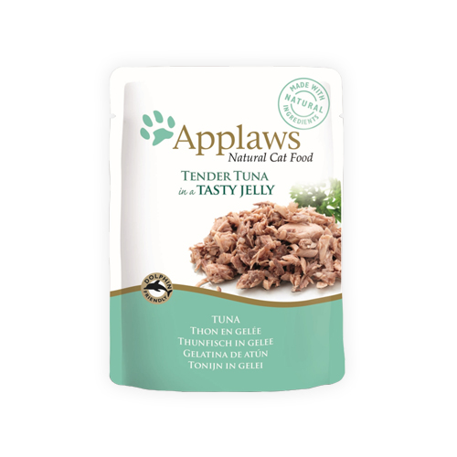 Applaws In Jelly - Thon - Sachet - 16 x 70 g