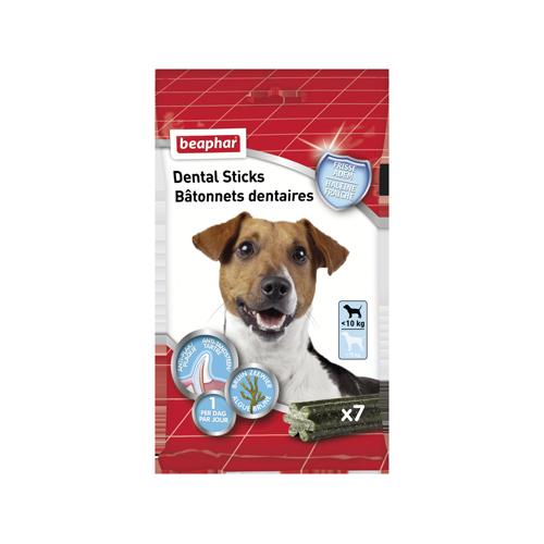 Beaphar Dental Sticks - Petit (jusqu'à 10 kg)