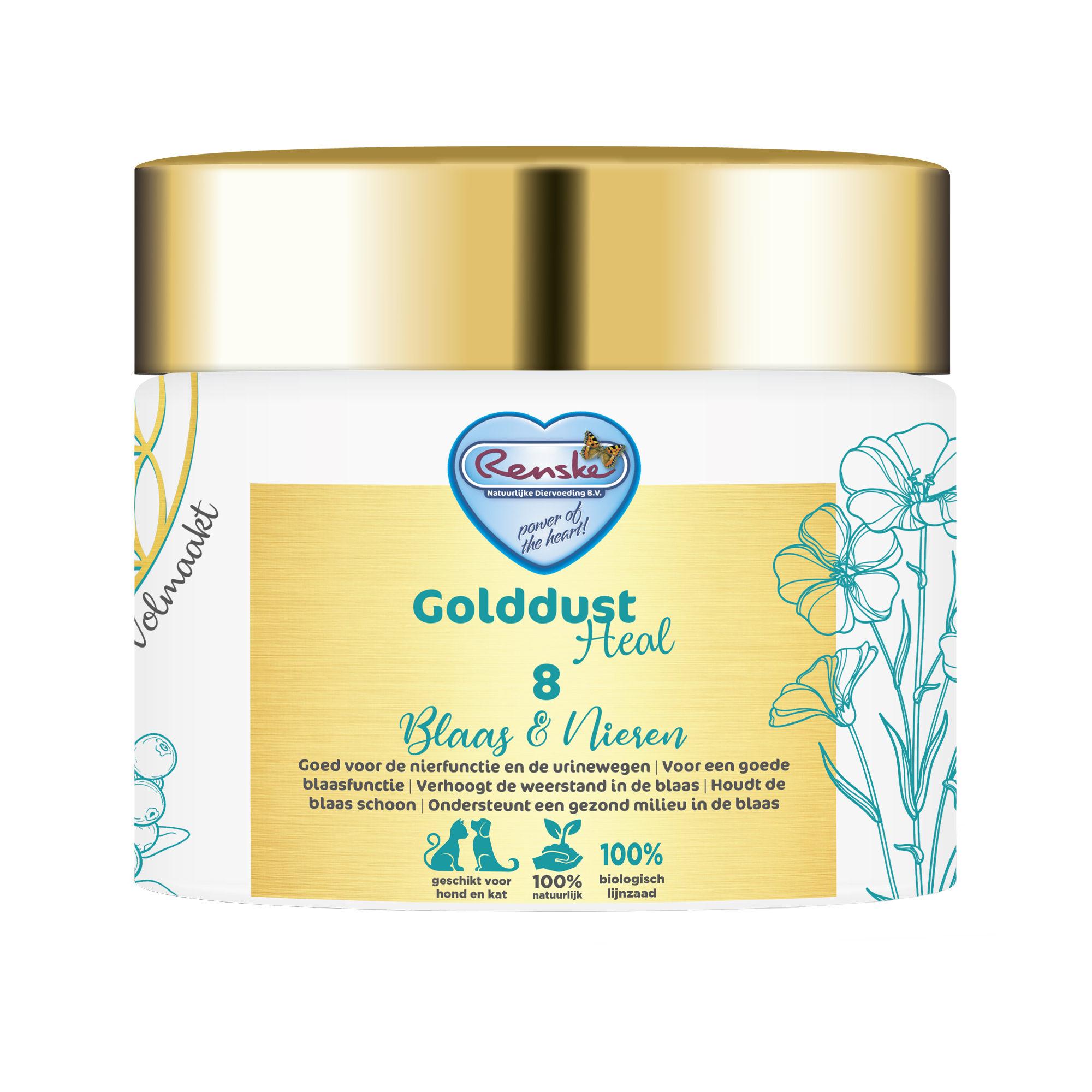 Renske Golddust Heal 8 - Vessie et reins