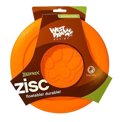 Zogoflex Zisc Flying Disc - Orange
