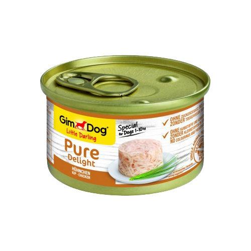 GimDog Pure Delight - Boîte - Poulet
