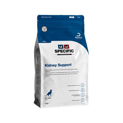 SPECIFIC Kidney Support FKD Katzenfutter