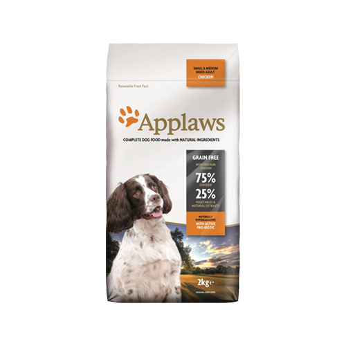 Applaws Adult Small & Medium - Poulet - 2 kg