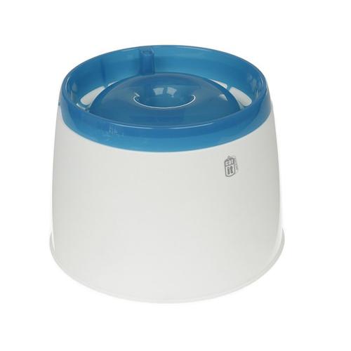 Catit Fresh & Clear Drinking Fountain - Blau / Weiß