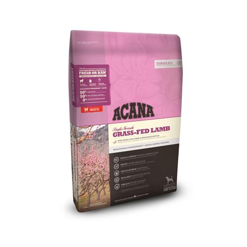 ACANA Singles Hundefutter - Grass-fed Lamb & Okanagan Apple - 11,4 kg