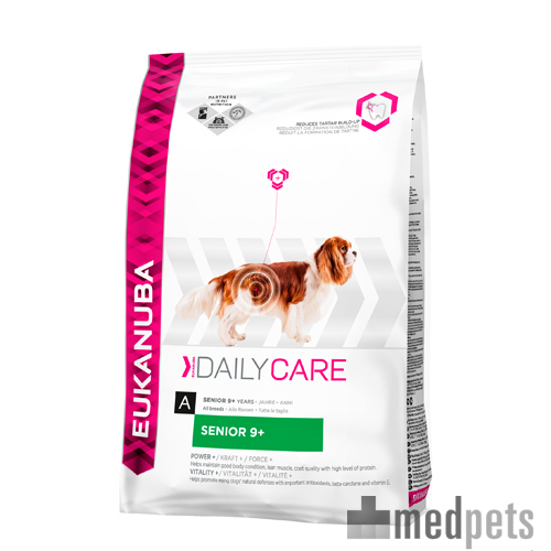 Eukanuba Senior 9+ Daily Care Hundefutter