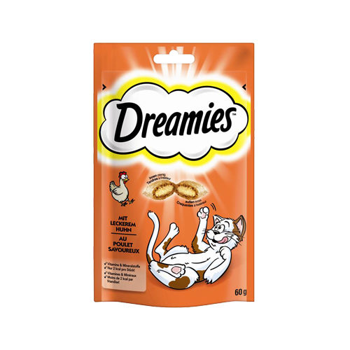 Dreamies - Poulet