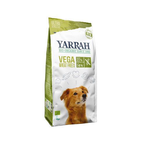 Yarrah Vega Bio Ultra Sensitive - Sans céréales