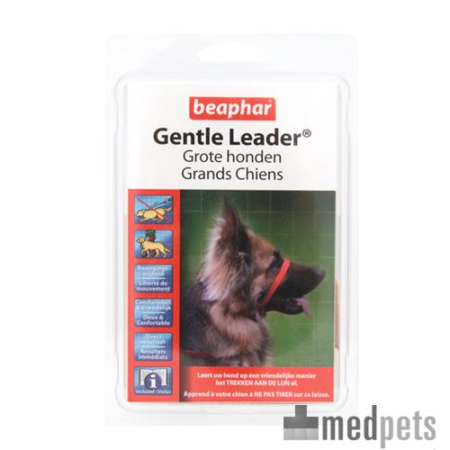 Beaphar Gentle Leader - Rouge - S