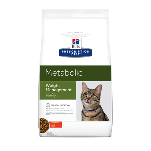 Hill's Prescription Diet Metabolic Weight Management Katzenfutter