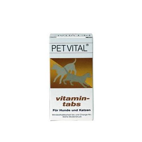 Canina Petvital Vitamin Tabs