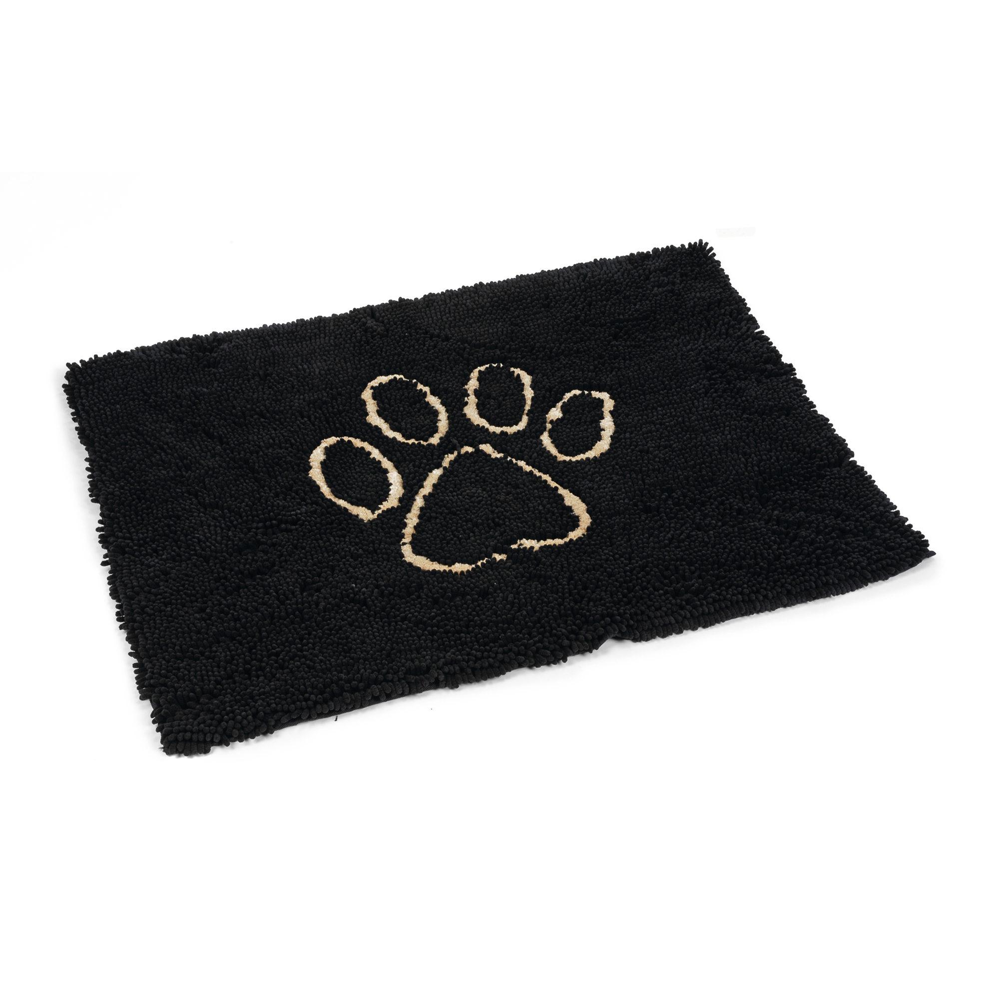 Dog Gone Smart Dirty Dog Doormat - Schwarz