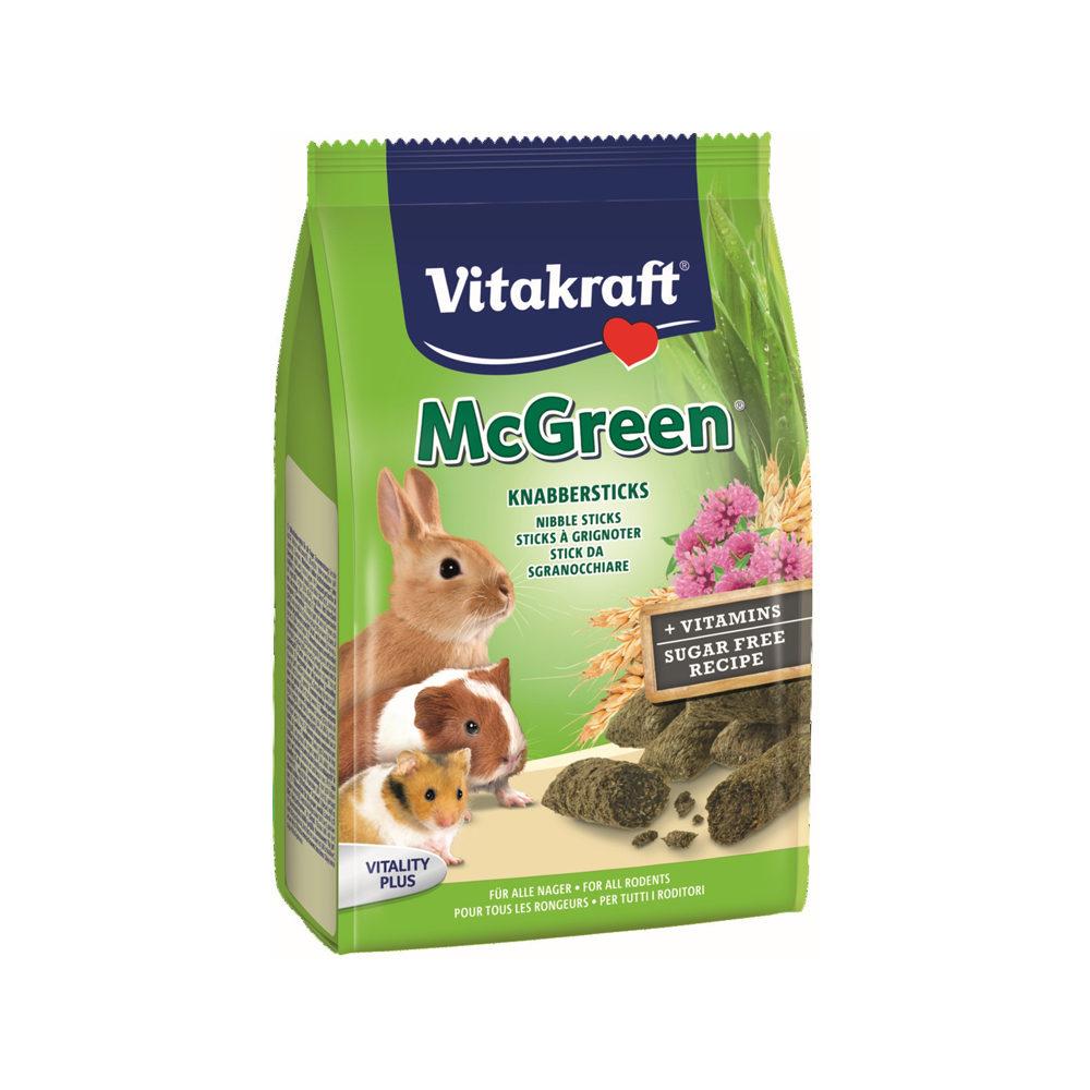 Vitakraft McGreen - Bâtonnets à grignoter