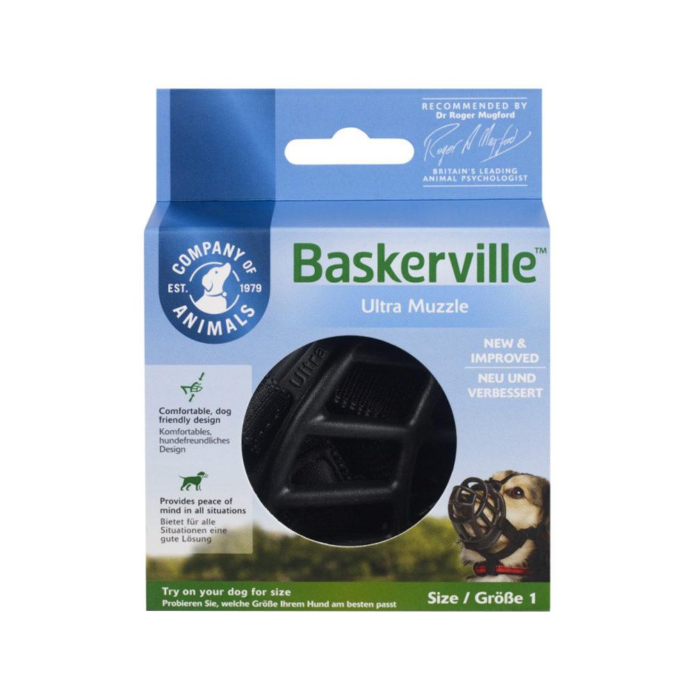 Baskerville Ultra Muzzle - Taille 1