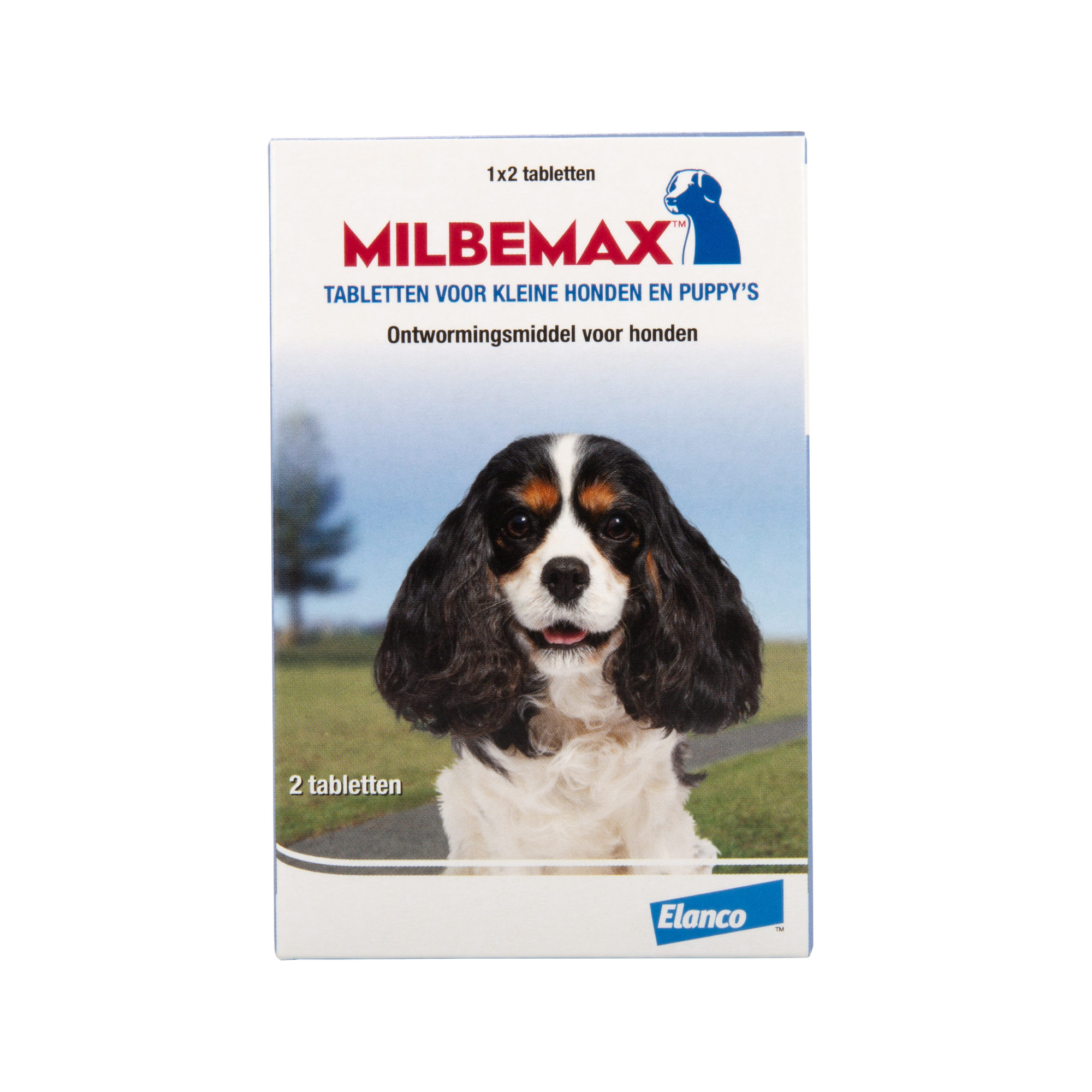 Milbemax - petit Chien (jusqu'à 5 kg)