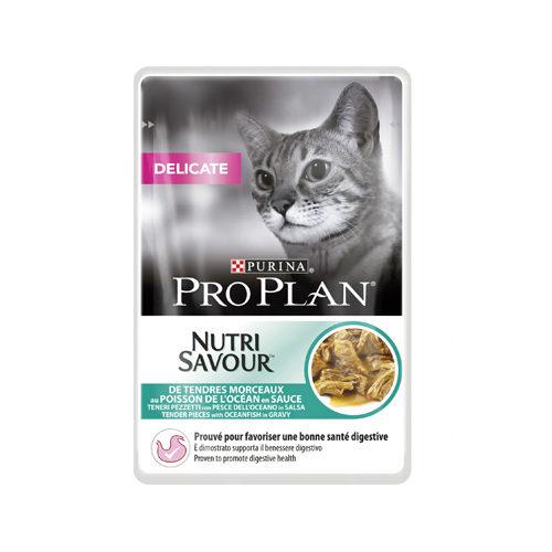 Purina Pro Plan NutriSavour - Sachet - Delicate