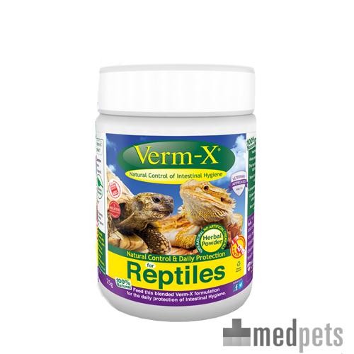 Verm-X - Reptile