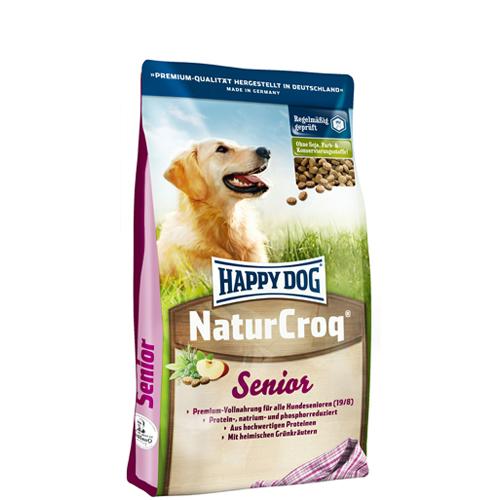 Happy Dog NaturCroq Senior Hundefutter
