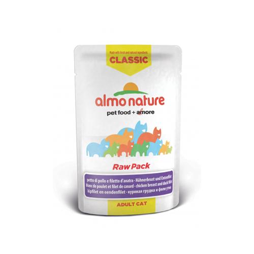 Almo Nature HFC Raw Pack - Filet de poulet - Sachet