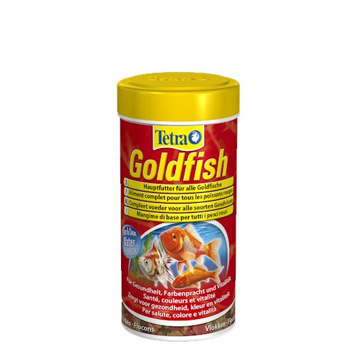 Tetra Goldfish Futter