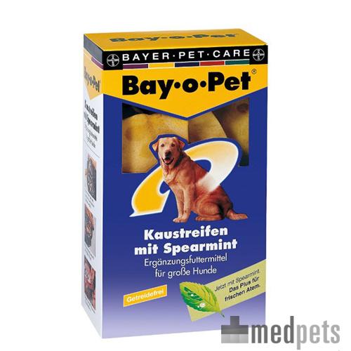 Bay-o-Pet Kaustreifen Spearmint - große Hunde