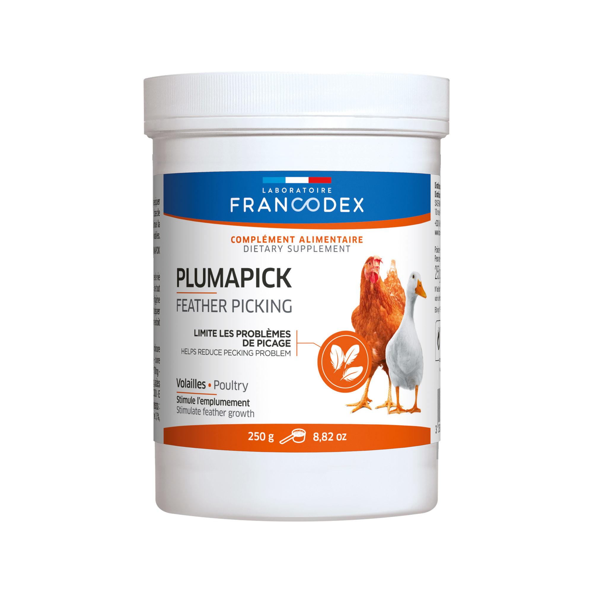 Francodex Plumapick für Geflügel