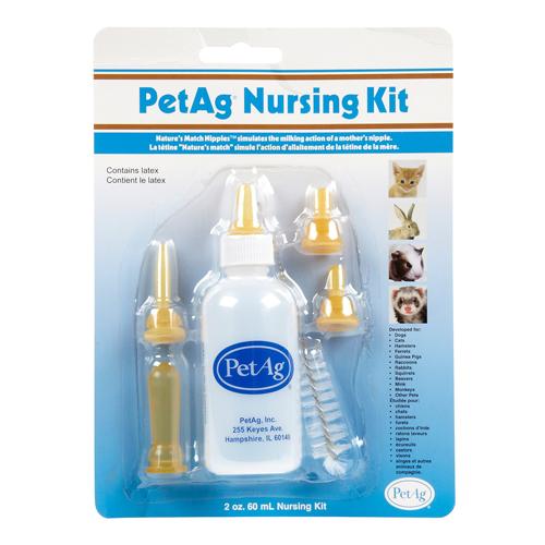 PetAg Nursing Kit Katze