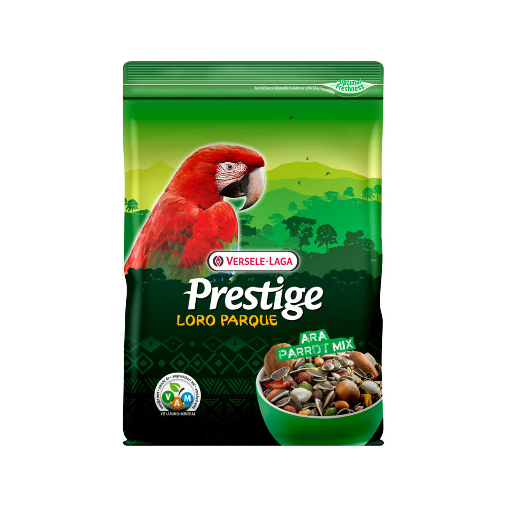 Versele-Laga Prestige Loro Parque Ara Parrot Mix