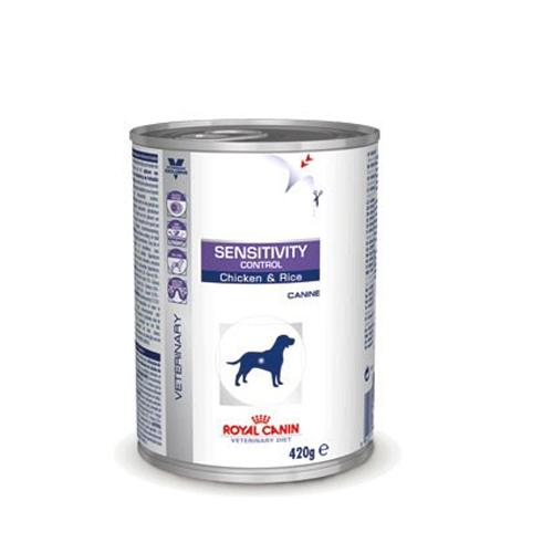 Royal Canin Sensitivity Control - Boîte - Poulet & Riz