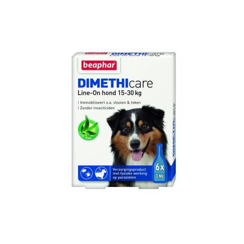 Beaphar DIMETHIcare Line-on - Chien - 15 - 30 kg