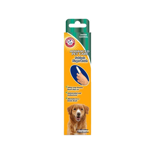Arm & Hammer Finger Brushes