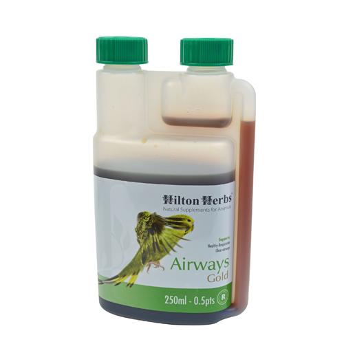 Hilton Herbs Airways Gold for Birds (für Vögel)