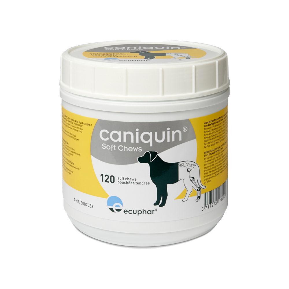 Caniquin Soft Chews - 120 unités