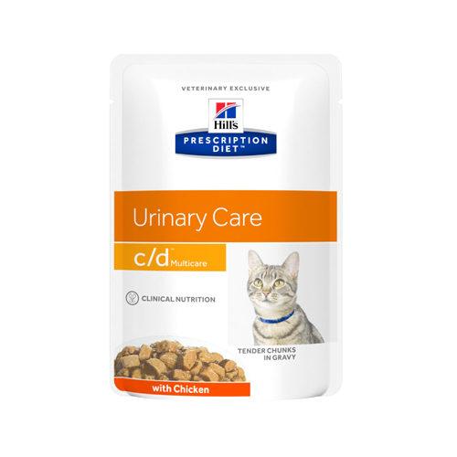 Hill's Prescription Diet c/d Multicare - Sachet - Poulet