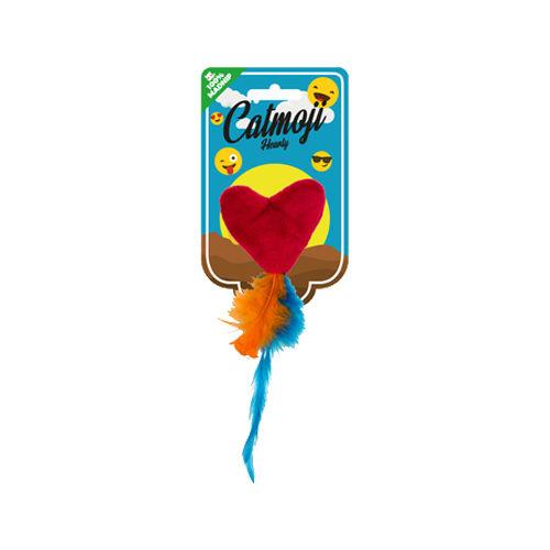 Catmoji Katzenspielzeug - Hearty