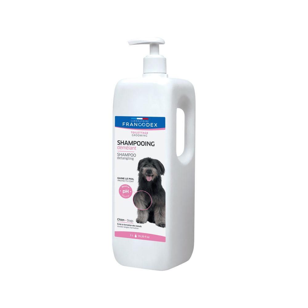 Francodex 2-in-1 Shampoo Detangling