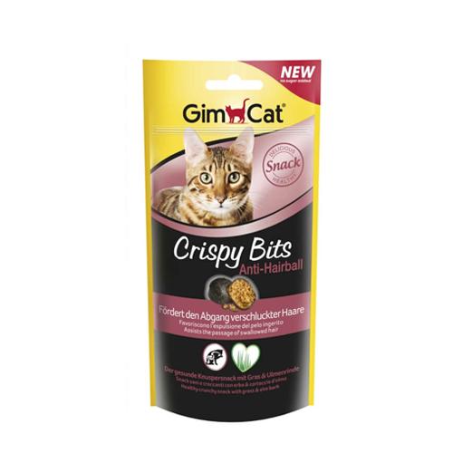 GimCat Crispy Bits - Anti-Hairball
