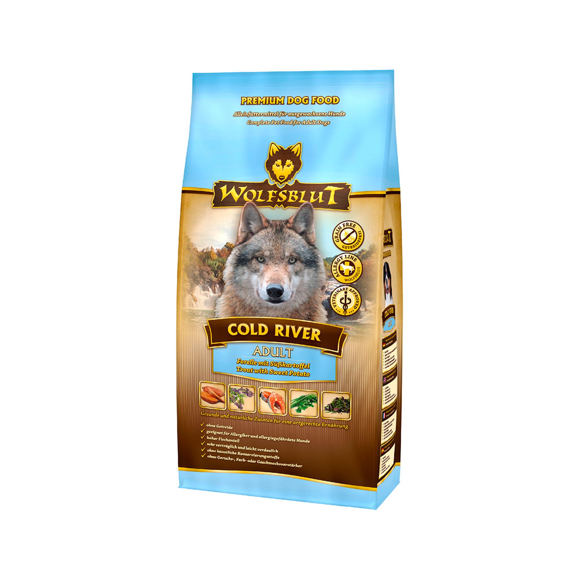 Wolfsblut Cold River Adult Hundefutter