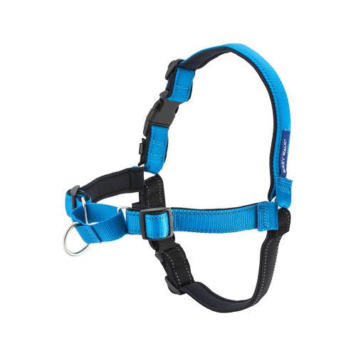 Easywalk Hundegeschirr Deluxe - Blau