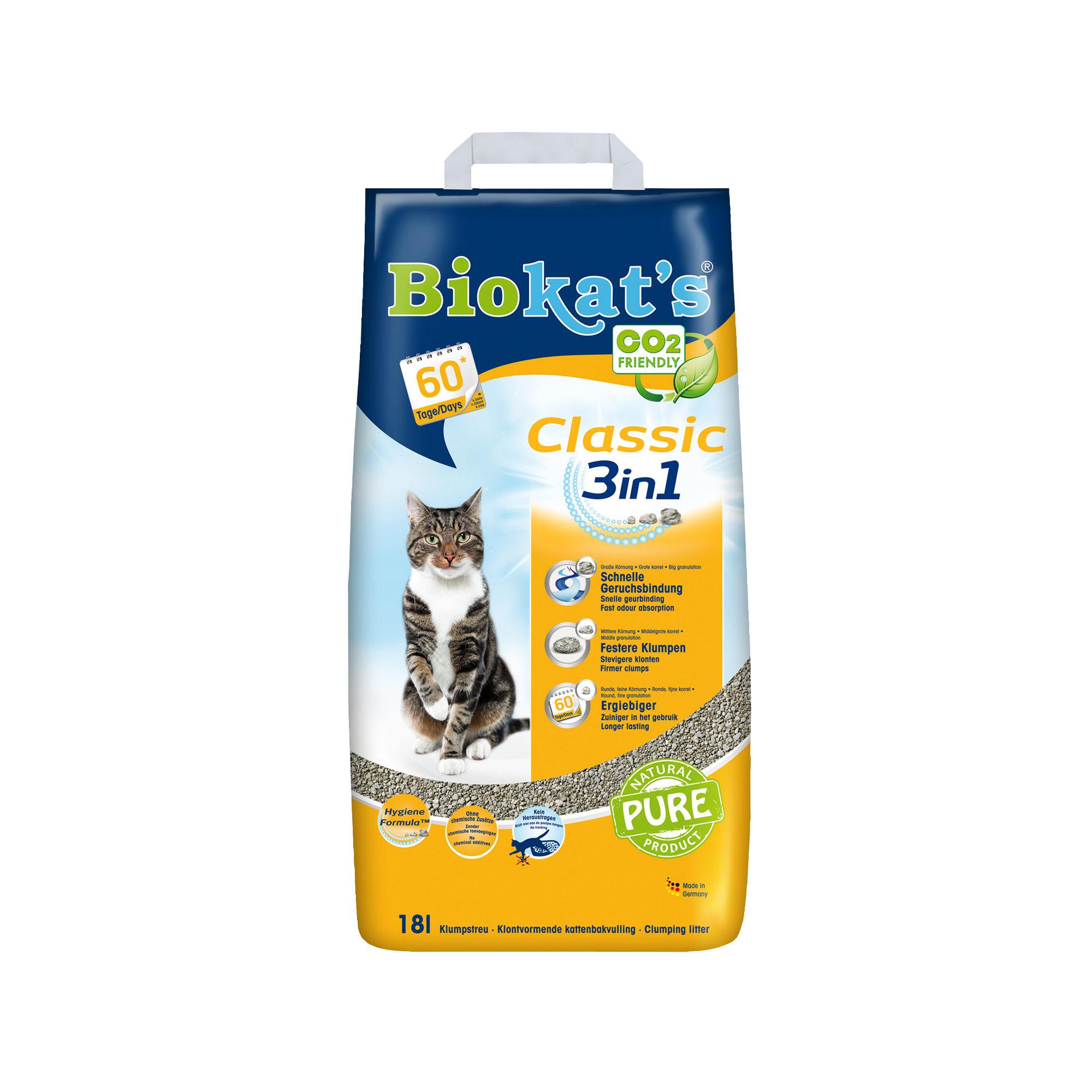 Biokat's Classic 3in2 - 18 L