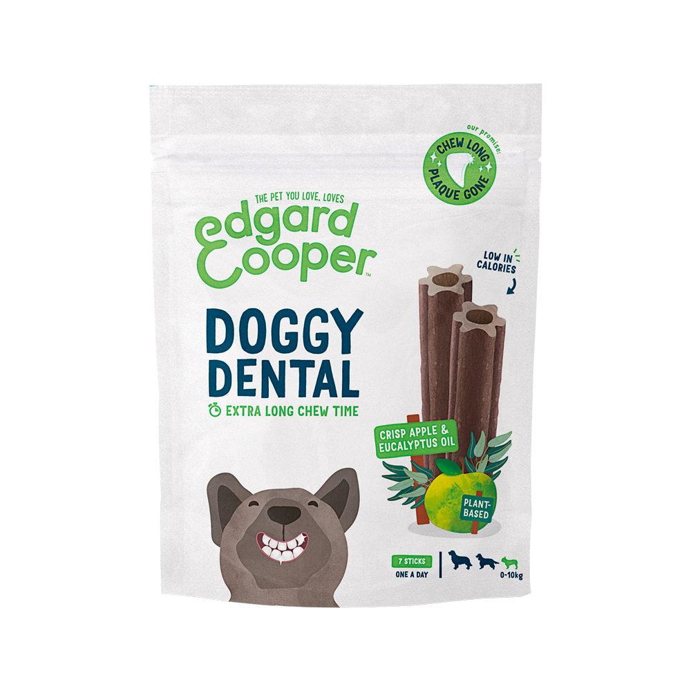 Edgard & Cooper Doggy Dental Small - Apfel & Eukalyptus