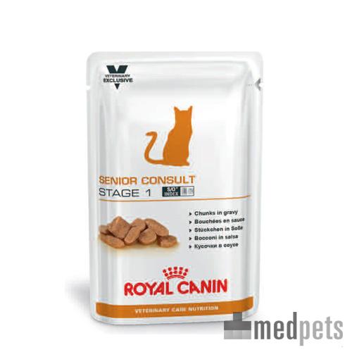 Royal Canin VCN Senior Consult Stage 1 - Sachet