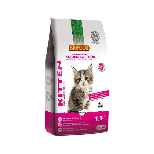 Biofood Kittenfutter