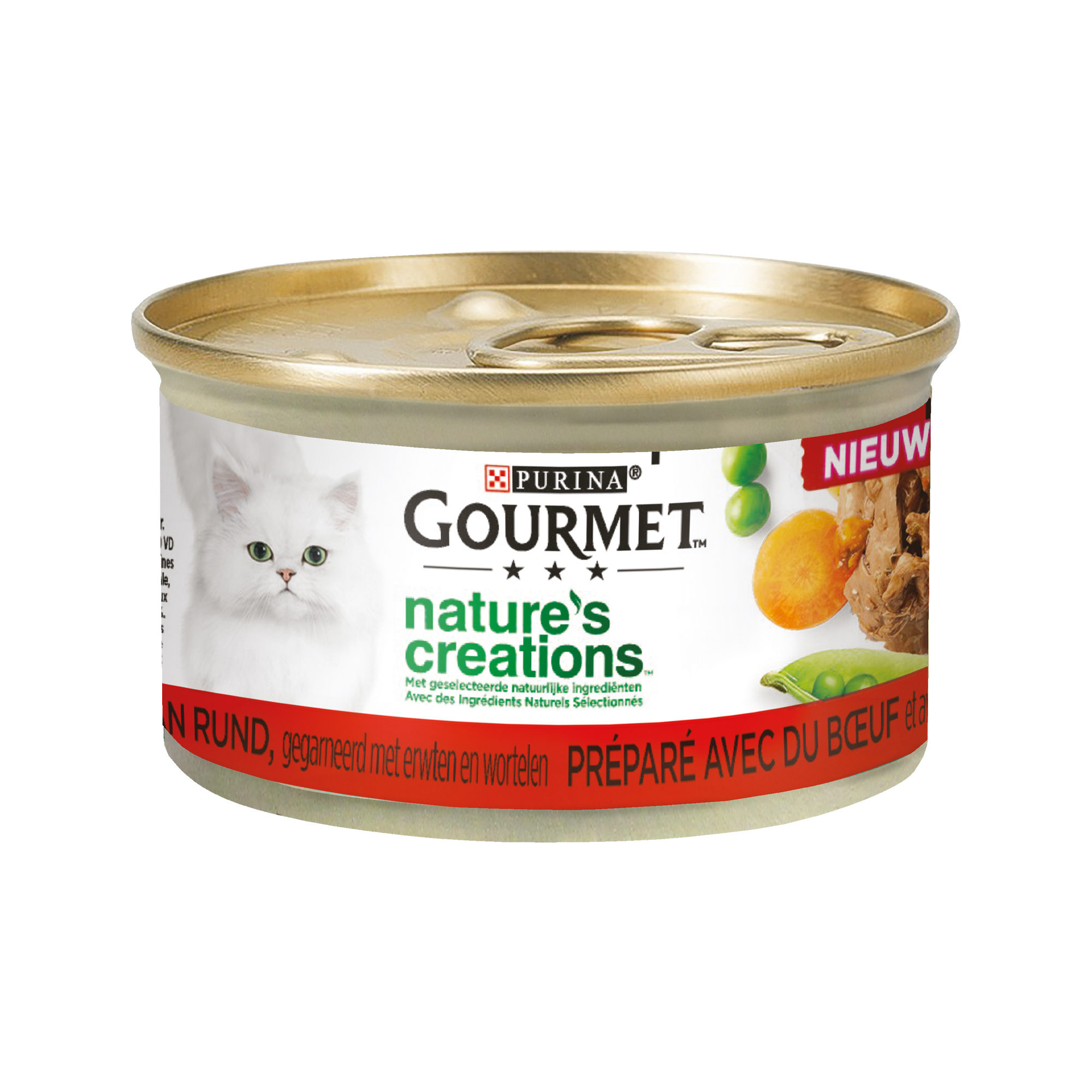 Gourmet Nature's Creations - Bœuf