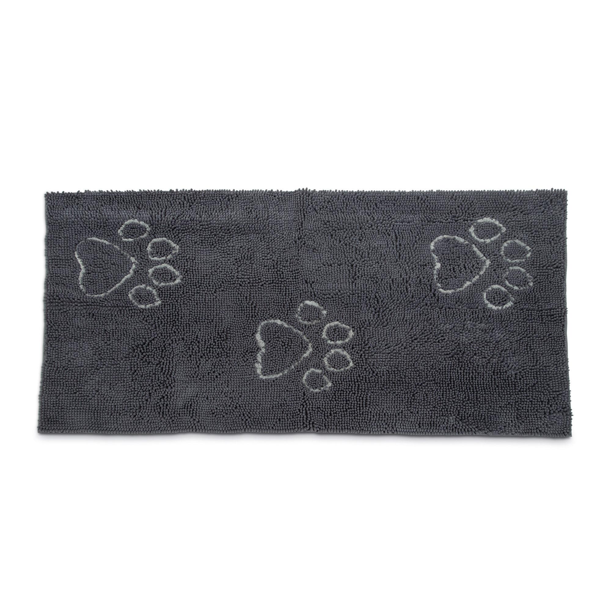 Dog Gone Smart Dirty Dog Doormat Runner - Gris