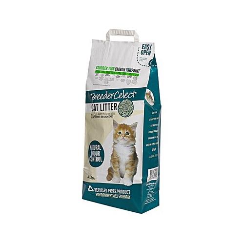 BreederCelect - Litière pour chat - 10 litre