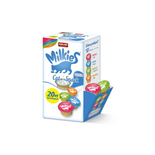 Animonda Milkies - Mix - 20 Cups
