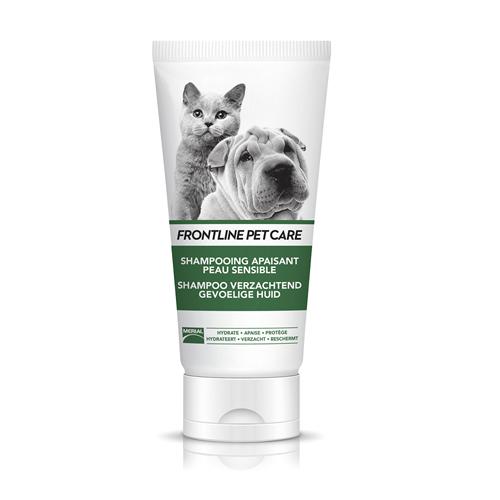 Frontline Pet Care - Shampoing de soin pour peau sensible